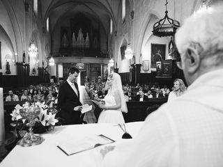 Le mariage de Pauline et Ludovic