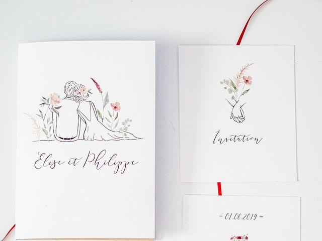 Le mariage de Philippe et Elise à Limoges, Haute-Vienne 10