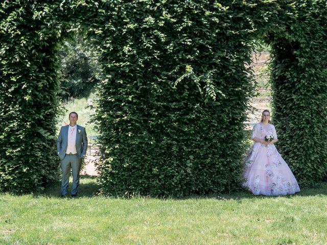 Le mariage de Philippe et Elise à Limoges, Haute-Vienne 37