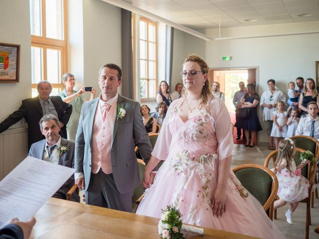 Le mariage de Philippe et Elise à Limoges, Haute-Vienne 53