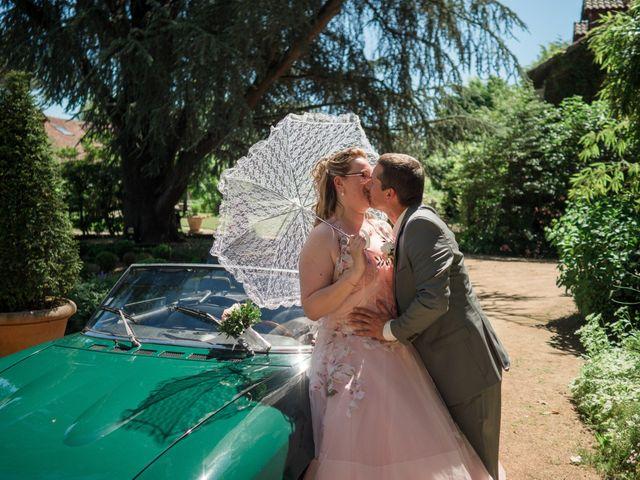 Le mariage de Philippe et Elise à Limoges, Haute-Vienne 65