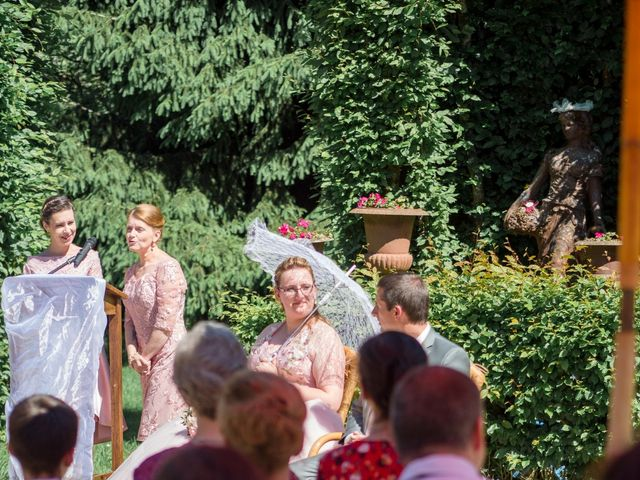 Le mariage de Philippe et Elise à Limoges, Haute-Vienne 71