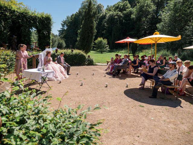 Le mariage de Philippe et Elise à Limoges, Haute-Vienne 72