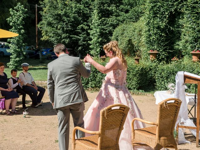Le mariage de Philippe et Elise à Limoges, Haute-Vienne 81