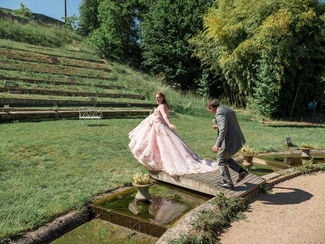 Le mariage de Philippe et Elise à Limoges, Haute-Vienne 82