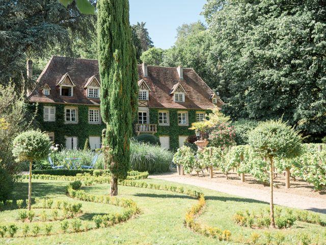 Le mariage de Philippe et Elise à Limoges, Haute-Vienne 83