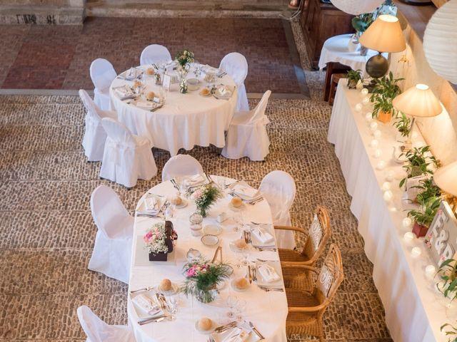 Le mariage de Philippe et Elise à Limoges, Haute-Vienne 91