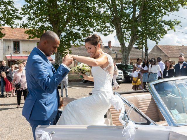 Le mariage de Alassane et Rozenn à La Ferté-Saint-Aubin, Loiret 19