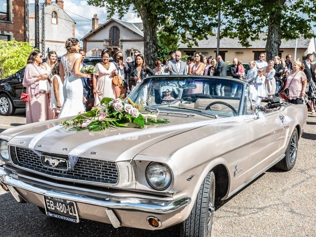 Le mariage de Alassane et Rozenn à La Ferté-Saint-Aubin, Loiret 20