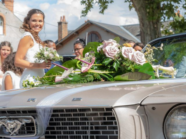Le mariage de Alassane et Rozenn à La Ferté-Saint-Aubin, Loiret 21