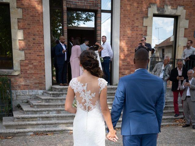 Le mariage de Alassane et Rozenn à La Ferté-Saint-Aubin, Loiret 22