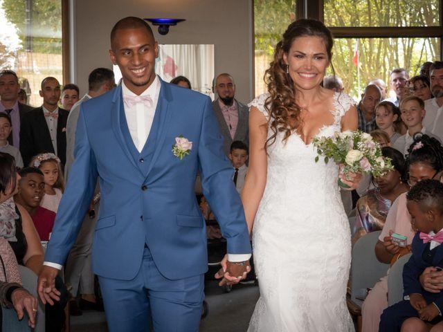 Le mariage de Alassane et Rozenn à La Ferté-Saint-Aubin, Loiret 23
