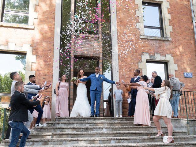 Le mariage de Alassane et Rozenn à La Ferté-Saint-Aubin, Loiret 27