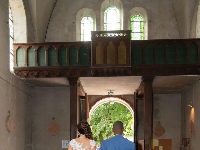 Le mariage de Alassane et Rozenn à La Ferté-Saint-Aubin, Loiret 34