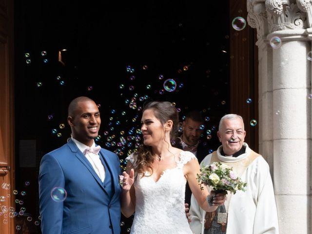 Le mariage de Alassane et Rozenn à La Ferté-Saint-Aubin, Loiret 35