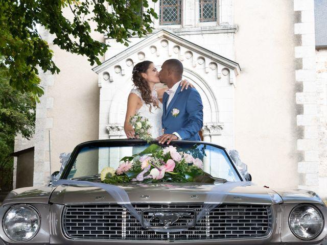 Le mariage de Alassane et Rozenn à La Ferté-Saint-Aubin, Loiret 36