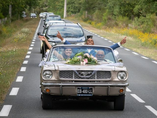 Le mariage de Alassane et Rozenn à La Ferté-Saint-Aubin, Loiret 38
