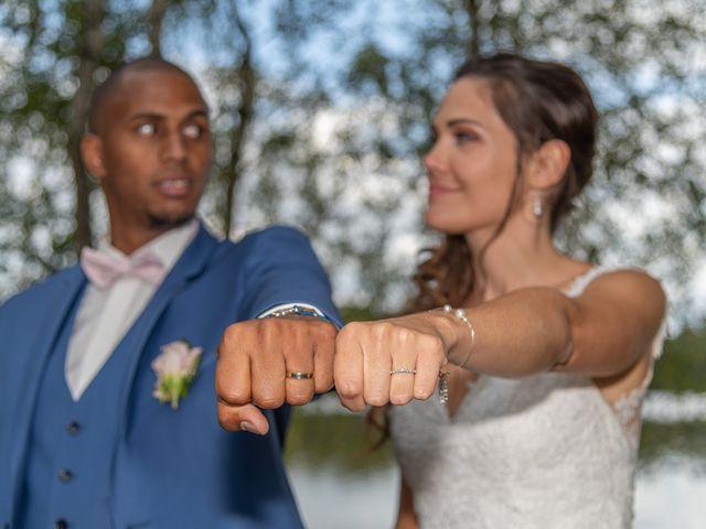 Le mariage de Alassane et Rozenn à La Ferté-Saint-Aubin, Loiret 40