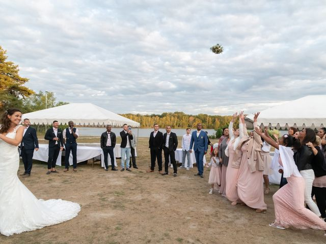 Le mariage de Alassane et Rozenn à La Ferté-Saint-Aubin, Loiret 45
