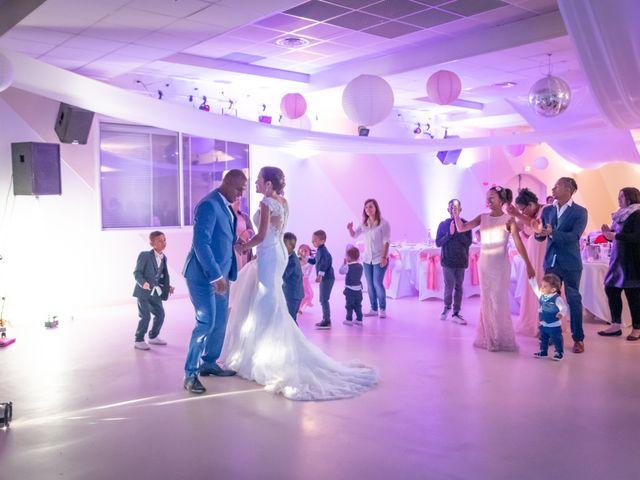 Le mariage de Alassane et Rozenn à La Ferté-Saint-Aubin, Loiret 46