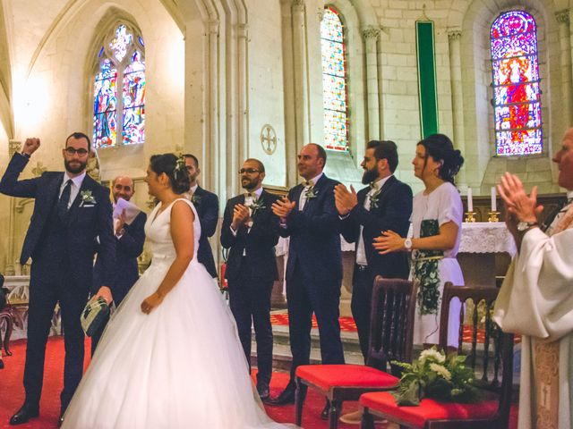 Le mariage de Emile et Marion à Doué-la-Fontaine, Maine et Loire 22