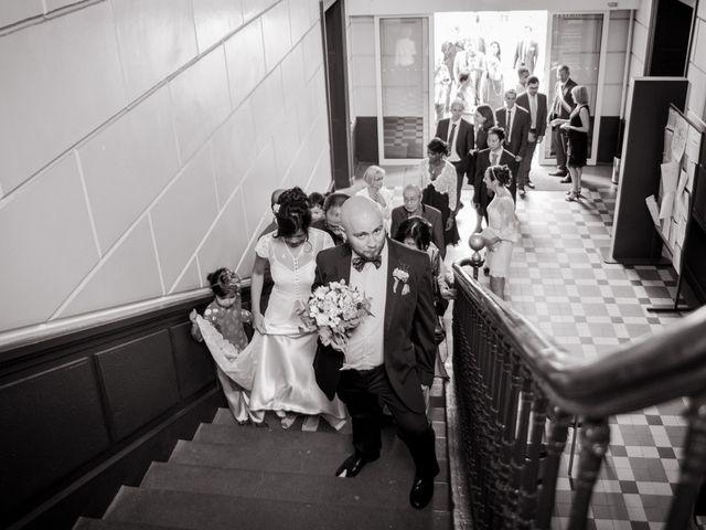 Le mariage de Olivier et Kimchi à Feurs, Loire 7