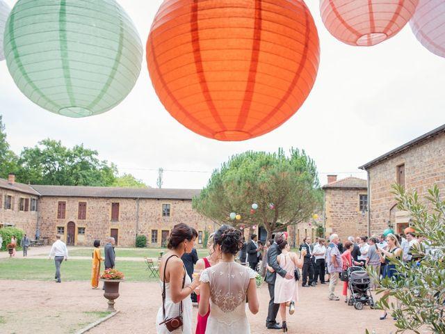Le mariage de Olivier et Kimchi à Feurs, Loire 17