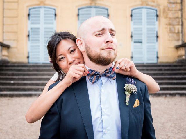 Le mariage de Olivier et Kimchi à Feurs, Loire 24