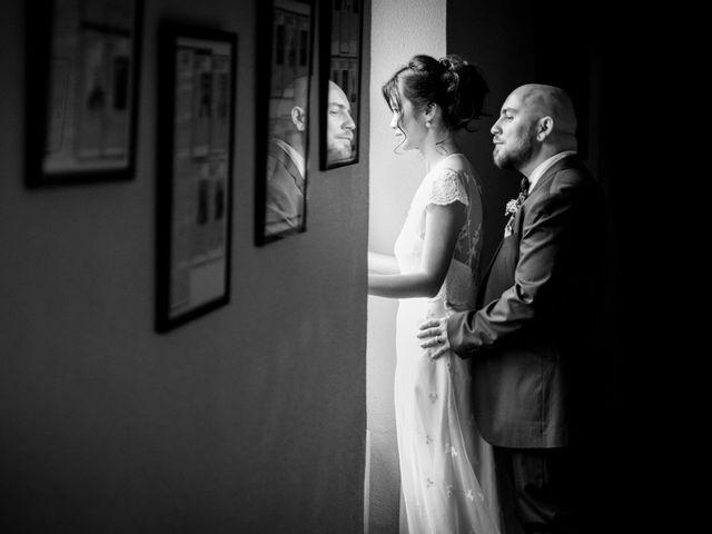 Le mariage de Olivier et Kimchi à Feurs, Loire 1