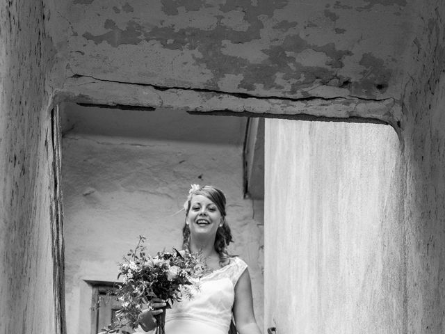 Le mariage de Jordan et Camille à Corbara, Corse 7