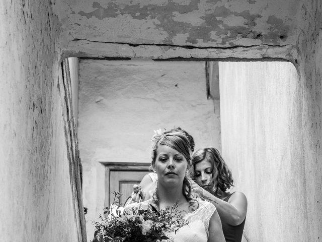 Le mariage de Jordan et Camille à Corbara, Corse 8