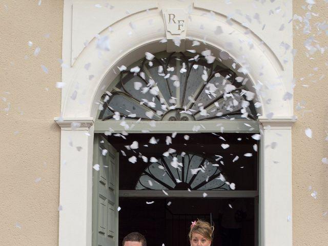 Le mariage de Jordan et Camille à Corbara, Corse 10