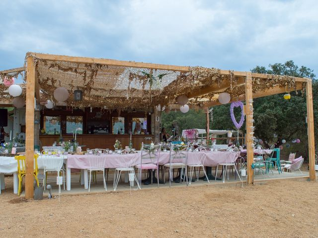 Le mariage de Jordan et Camille à Corbara, Corse 12