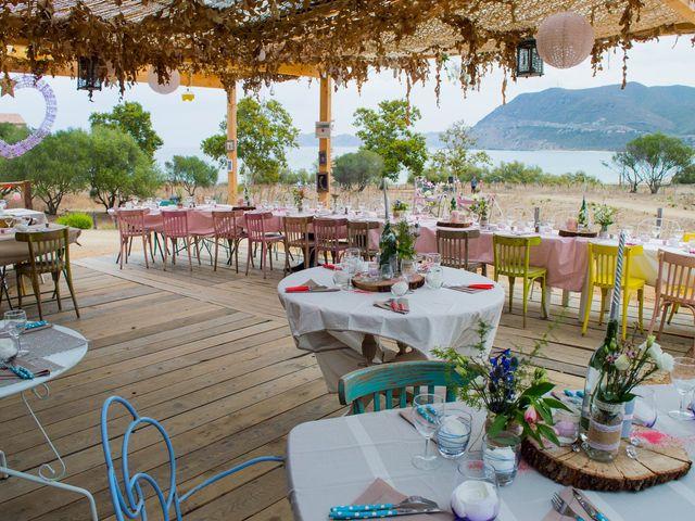 Le mariage de Jordan et Camille à Corbara, Corse 15