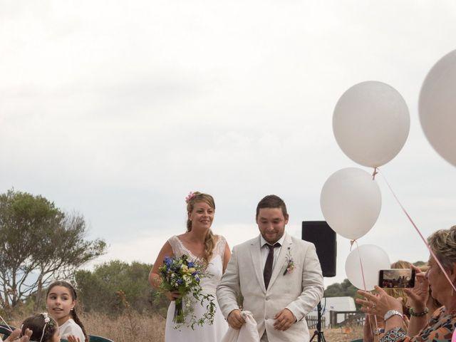 Le mariage de Jordan et Camille à Corbara, Corse 22