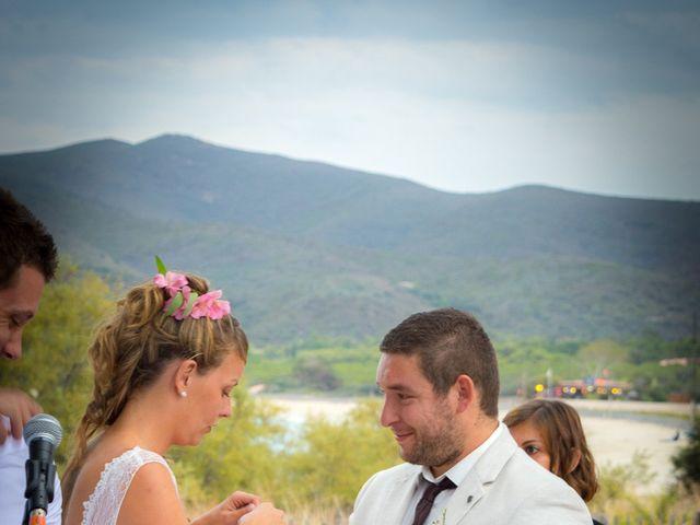 Le mariage de Jordan et Camille à Corbara, Corse 23