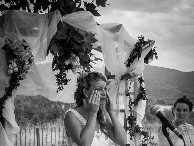 Le mariage de Jordan et Camille à Corbara, Corse 27