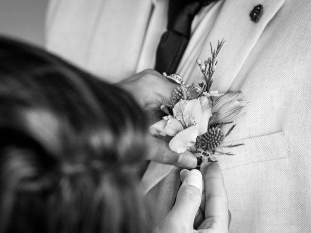 Le mariage de Jordan et Camille à Corbara, Corse 1