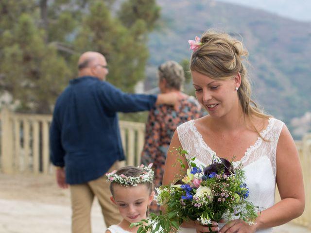 Le mariage de Jordan et Camille à Corbara, Corse 28