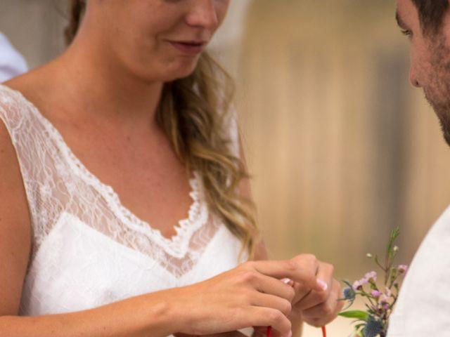 Le mariage de Jordan et Camille à Corbara, Corse 24