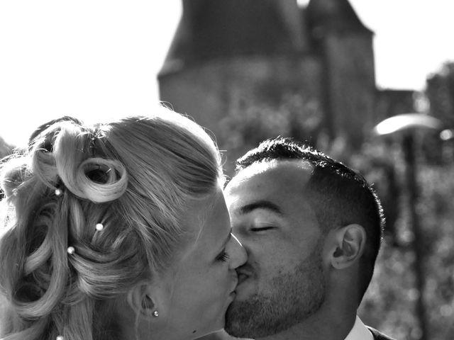 Le mariage de Salah et Esther à Blain, Loire Atlantique 15