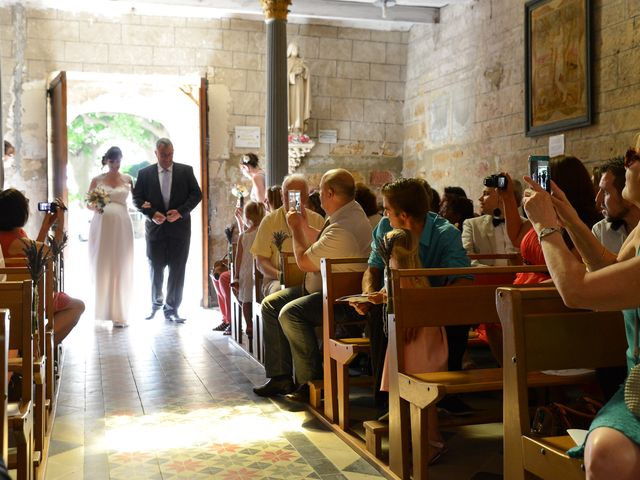 Le mariage de Alexis et Mélanie à Bouchet, Drôme 1