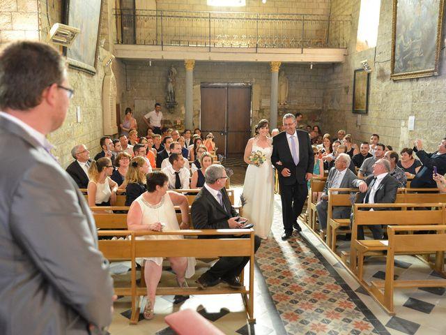 Le mariage de Alexis et Mélanie à Bouchet, Drôme 2