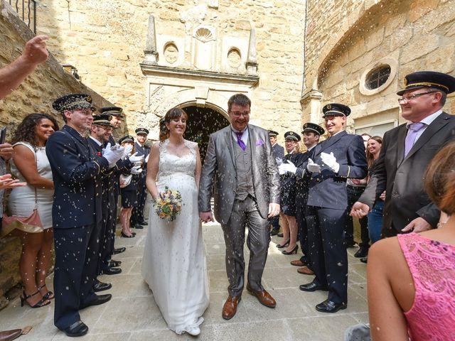 Le mariage de Alexis et Mélanie à Bouchet, Drôme 7