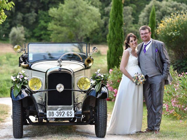 Le mariage de Alexis et Mélanie à Bouchet, Drôme 13