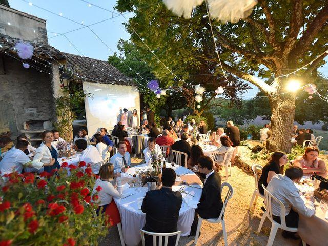 Le mariage de Alexis et Mélanie à Bouchet, Drôme 23