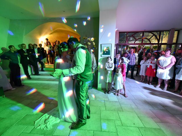 Le mariage de Alexis et Mélanie à Bouchet, Drôme 28