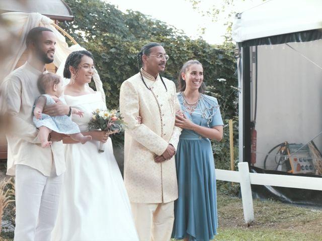 Le mariage de Andrew et Naomie à Bréau, Seine-et-Marne 10