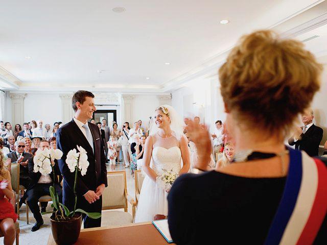 Le mariage de Ludovic et Pauline à Cannes, Alpes-Maritimes 29