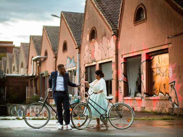 Le mariage de Pierre Henry et Chloe à Mulhouse, Haut Rhin 2